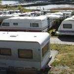 Camping brandskydd