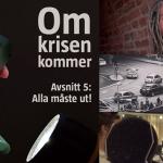 Utrymning av en hel stad - Operation stockholm