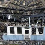 Anlagd brand - Foto: Brandforsk.se